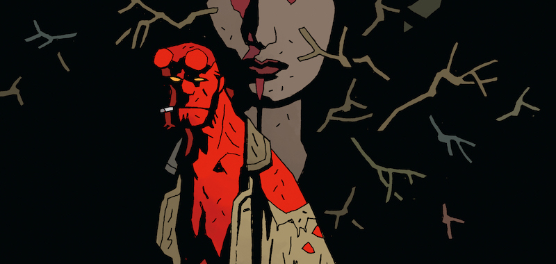 SDCC: New Hellboy Signs At Dark Horse Comics Booth On Friday