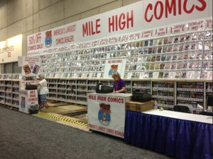 Mile High Comics Won't Be At SDCC 2017