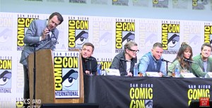 SDCC: Kingsman: The Golden Circle Panel And Hghlights