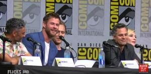 SDCC: Thor: Ragnarok Panel and Highlights