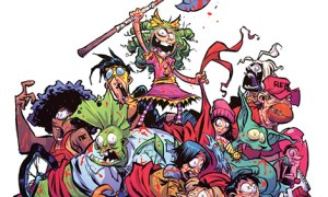 New Edition Of Skottie Young's I Hate Fairyland: I Hate Image Special Edition
