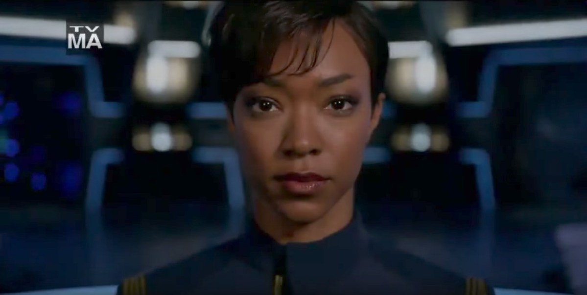 Watch New Teaser Trailer For Star Trek: Discovery