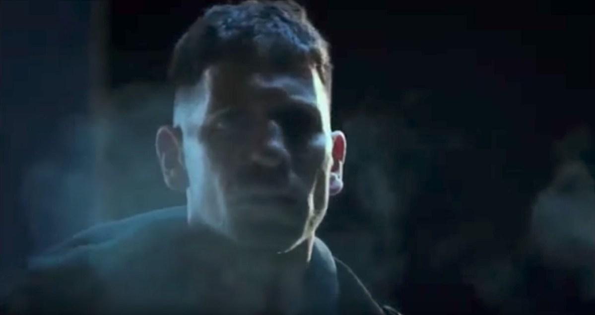 Teaser Trailer For Netflix's The Punisher