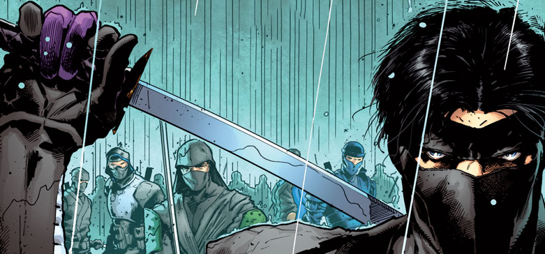 Valiant's Ninja-K Pre-Order Bundle Expands to Five Action-Packed Issues