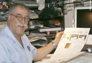 Sergio Aragonés To Announce Inaugural Winner of International Award for Excellence in Comic Art At LICAF