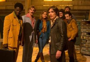 Ben Wheatley's Free Fire Reviewed