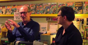 Dave Gibbons and Tim Pilcher Talk About How Comics Work At Orbital