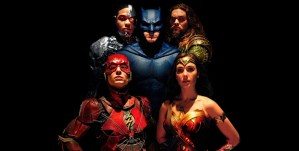 Justice League: Made In The UK