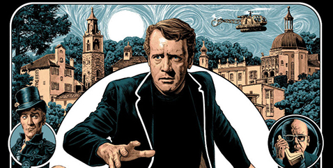 Chris Weston Celebrates 50 Years Of The Prisoner