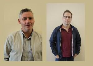 David M Barnett And Martin Simmonds Talk Black Crown's Punks Not Dead