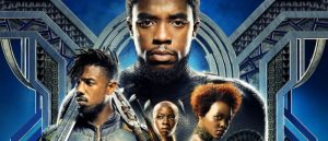 Black Panther: New Poster and New Trailer