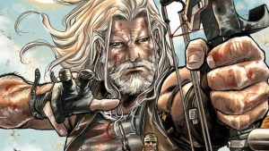 Artist Mario Chechetto Talks Marvel's Old Man Hawkeye