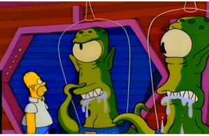 The Simpsons Writers Pick Their Favourite Treehouse of Horrors