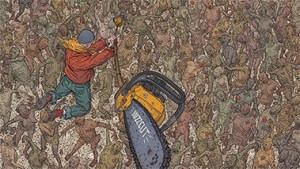 10 Things We Learnt From Paste's Chat Between Brian Michael Bendis and Geof Darrow