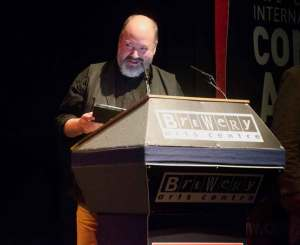 Dave McKean Is Inaugural Winner of the International Award for Excellence in Comic Art