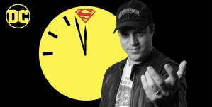 Geoff Johns Takes You On A Tour Of The Doomsday Clock