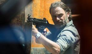 Andrew Lincoln On The Walking Dead Season Eight