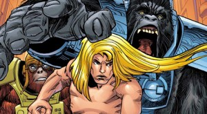 Previewing DC's Kamandi Challenge#11 By Williams and Simsonson