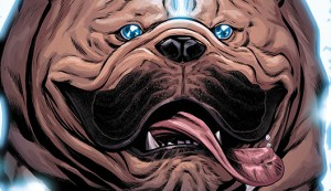 Inhumans' Lockjaw Gets His Own Comic From Marvel