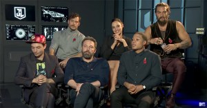 Justice League Actors Recount Their Funniest Moments