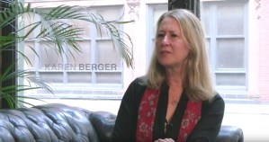 Karen Berger Talks Berger's Books