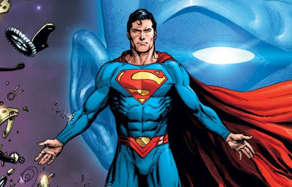 First Reviews Are In For DC's Doomsday Clock#1 Updated
