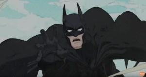 Watch A Trailer For Batman: Ninja Animated