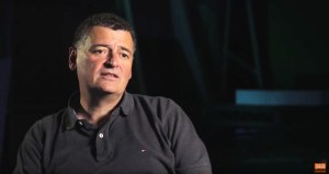 Steven Moffat Introduces The Doctor Who Christmas Special