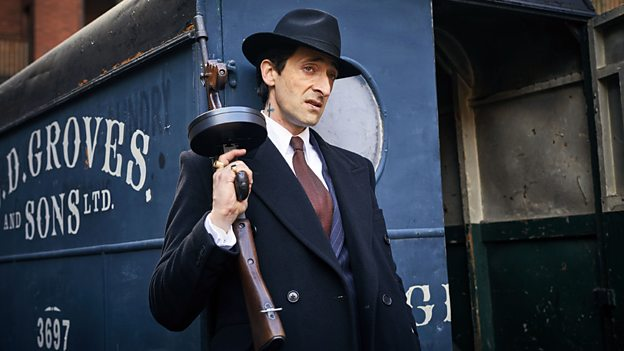 Adrien Brody On Joining Peaky Blinders Season Four