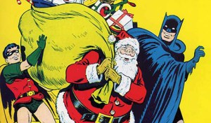 20 Comic Covers For Christmas