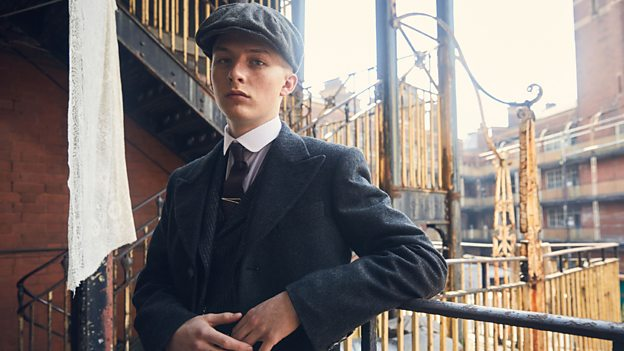 Harry Kirton On Peaky Blinders Season Four