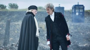 New Photos Released For The Doctor Who Christmas Special