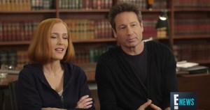 Anderson, Duchovny And Carter Talk The X-Files Season 11