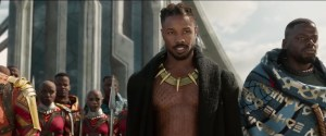 Watch New Featurette On Black Panther