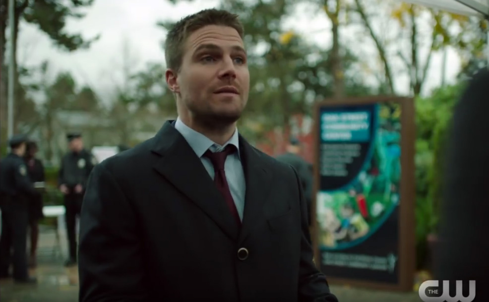 Previewing The Next Episode Of Arrow Season Six