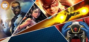 DC Comics Comes To Washington DC