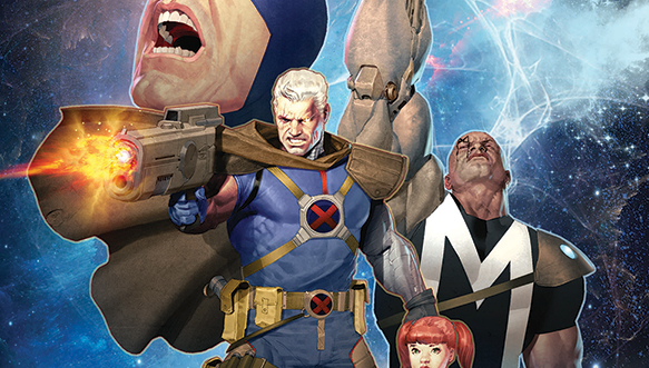 Cable Greatest Hits Variants Beginning This March At Marvel