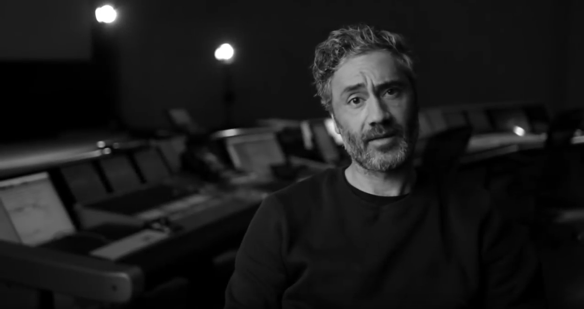 Director Taika Waititi Introduces Thor: Ragnarok On Blu-Ray