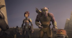 Watch A Clip From The Next Episode Of Star Wars Rebels