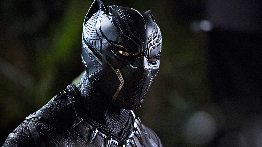 Black Panther Rules The International Box Office