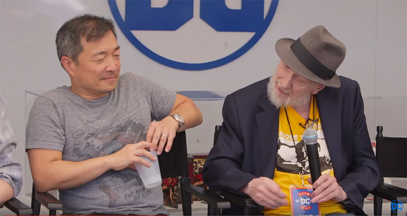 Brian Michael Bendis, Frank Miller And Jim Lee Talk Superman's Anniversary At SXSW2018