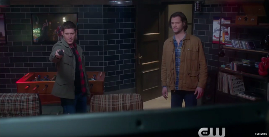 An Extended Preview Of Episode 16 Of Supernatural Season 13