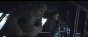 Check Out New TV Spot From Solo: A Star Wars Story