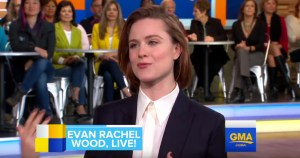 Evan Rachel Wood Spills The Beans On Westworld Season 2