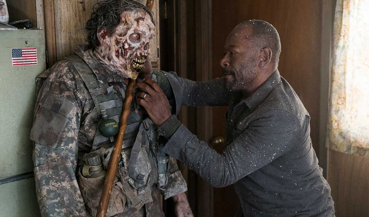 Lennie James Talks Fear The Walking Dead