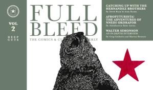 Support IDW's Full Bleed: Deep Cuts On Kickstarter