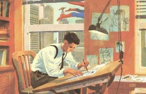Julian Voloj Talks About The Joe Shuster Story: The Artist Behind Superman Graphic Novel