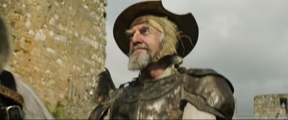 10 Things We Learnt About Terry Gilliam And The Man Who Killed Don Quixote