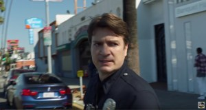 Check Out Trailer For Nathan Fillion's New ABC Show The Rookie