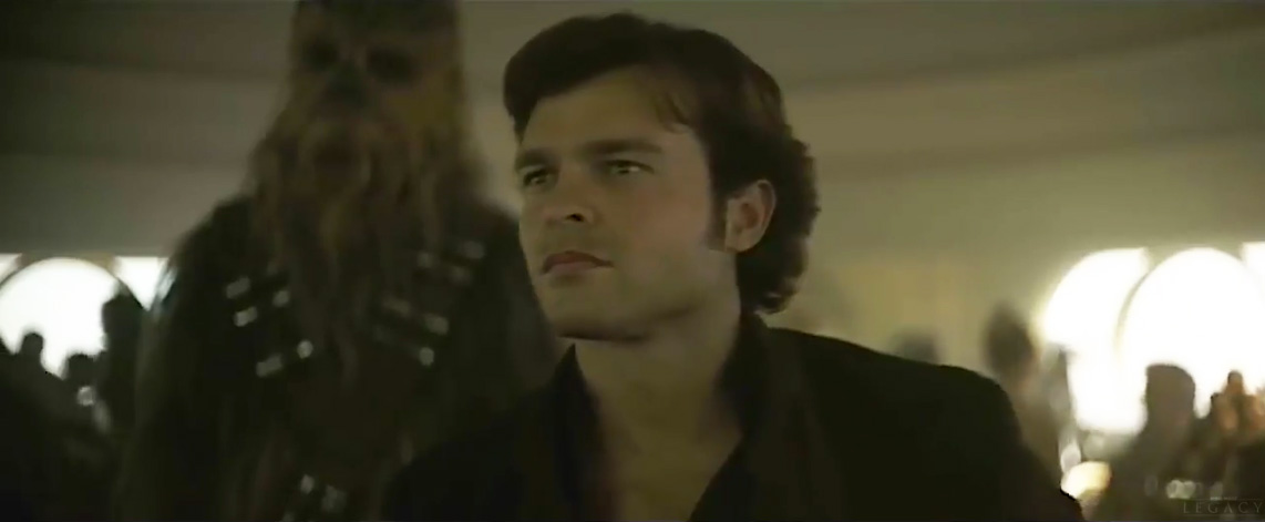 Check Out Another New Clip From Solo: A Star Wars Story